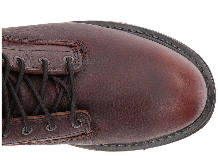 Rocky 8 Ironclad Steel Toe WP Men's Shoes Brown