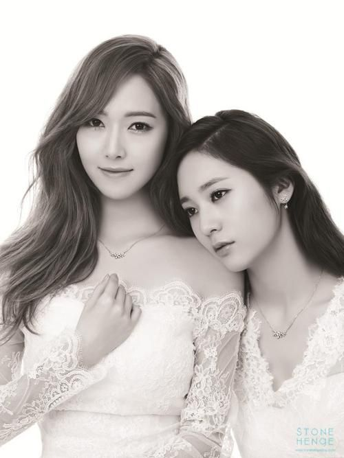 Jessica Jung & Krystal Jung