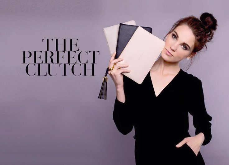 The Perfect Clutch by Katie Loxton at Meggie's