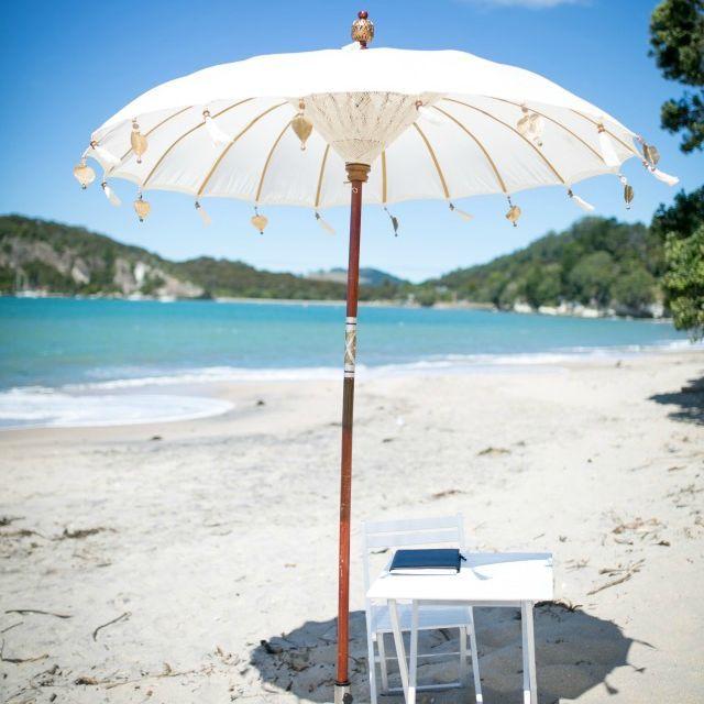 Bali Umbrella Large for hire by http://thewhiteweddingclub.com