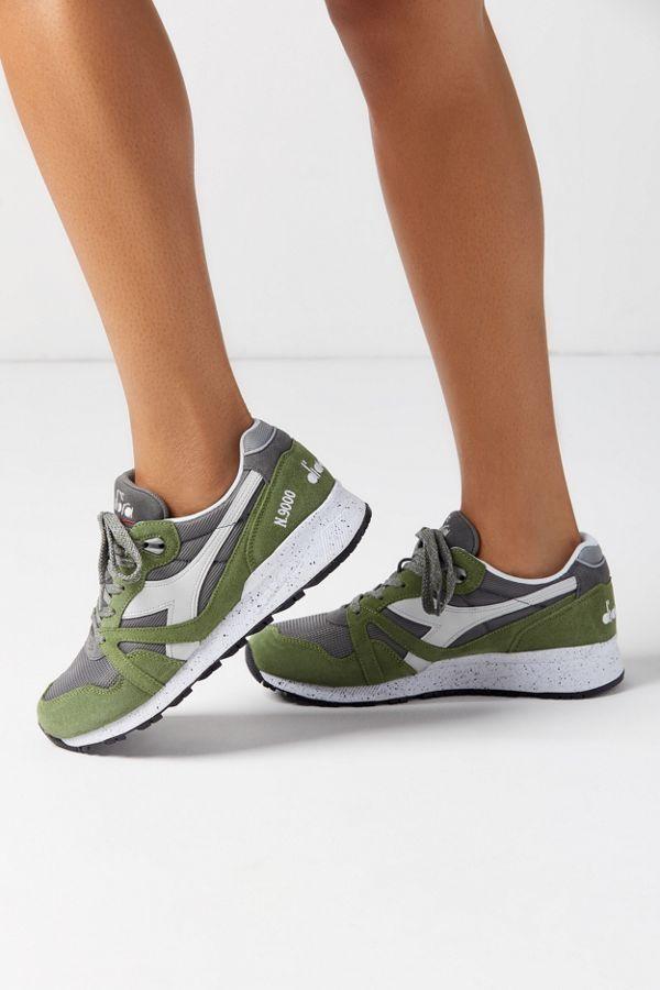 Diadora Werkschoenen Dealer.Diadora N9000 Speckled Sneaker Sneakers Diadora Sneakers Shoes