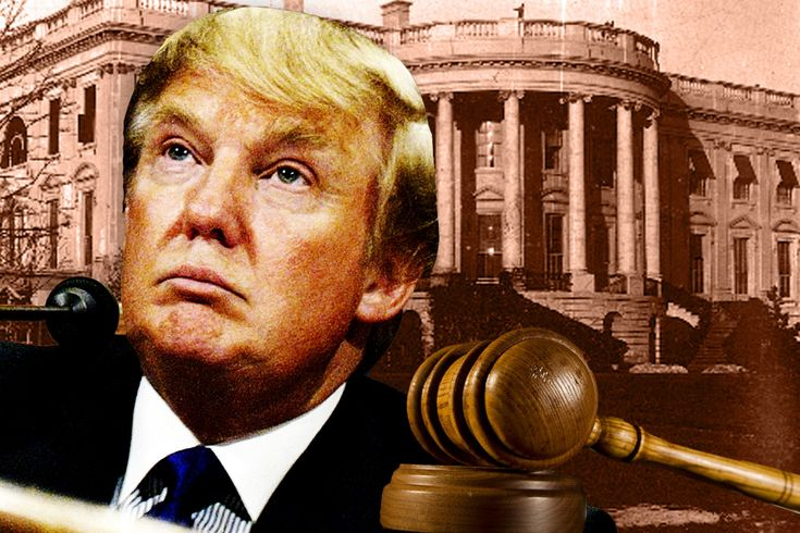 An astounding number of court battles—from Trump University suits to libel cases—will accompany Trump even as he moves into the White House.