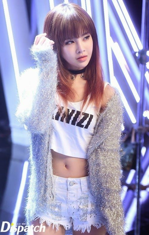 T-ARA - BoRam : Check out T-ara's hot BTS pictures from their 'Sugar Free' MV filming ~ T-ara World ~ #티아라