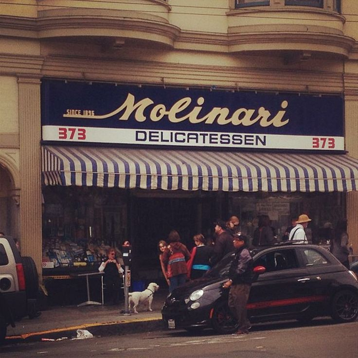 39 best images about italian american food stores on pinterest for American cuisine san francisco