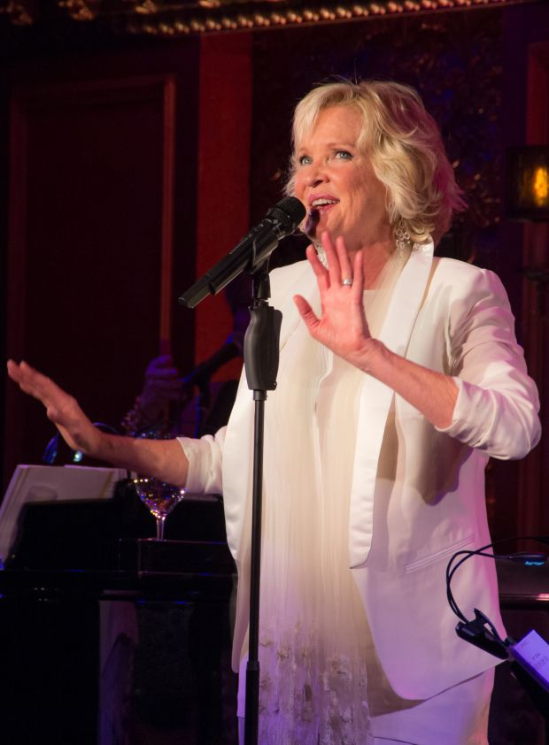 Christine Ebersole Brings a Big Noise From Winnetka to the Stage - TheaterMania.com