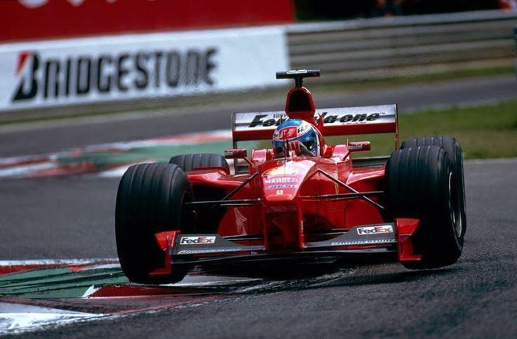 Mika Juhani Salo (FIN) (Scuderia Ferrari Marlboro), Ferrari F399 - Ferrari Tipo048 3.0 V10 (finished 7th) 1999 Belgian Grand Prix, Circuit de Spa-Francorchamps