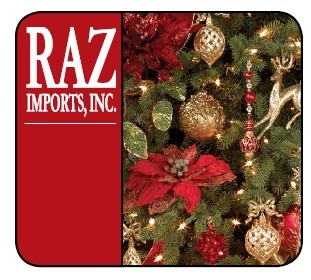 every time i pick up a christmas or halloween decoration in a store it is raz imports i guess i am addicted