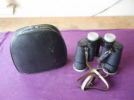#FortWorth TX Merchandise / #Yashica #Binoculars 10 x 50 Field 5.3 Fully Coated Optics Binoculars w/Case Nice - Geebo