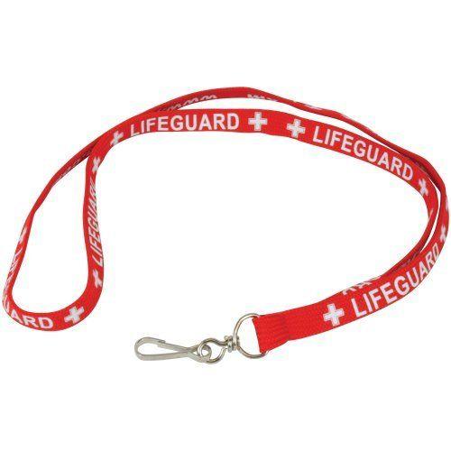 Water Gear Lifeguard Lanyard by Water Gear. $1.95. Soft, wide lanyard provides comfort.