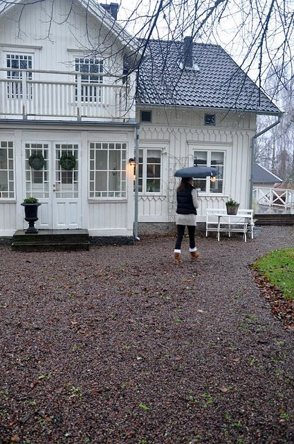 If I could do it all over again, I'd have a Swedish home......made just for me