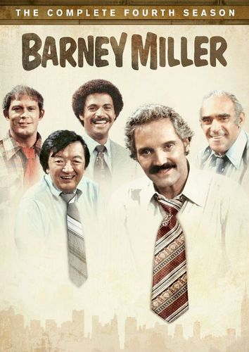 Barney Miller: The Complete Fourth Season [3 Discs] [DVD]