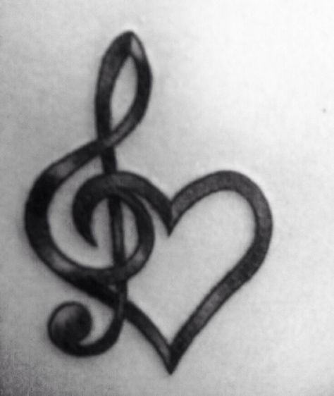 25 best ideas about music note tattoos on pinterest