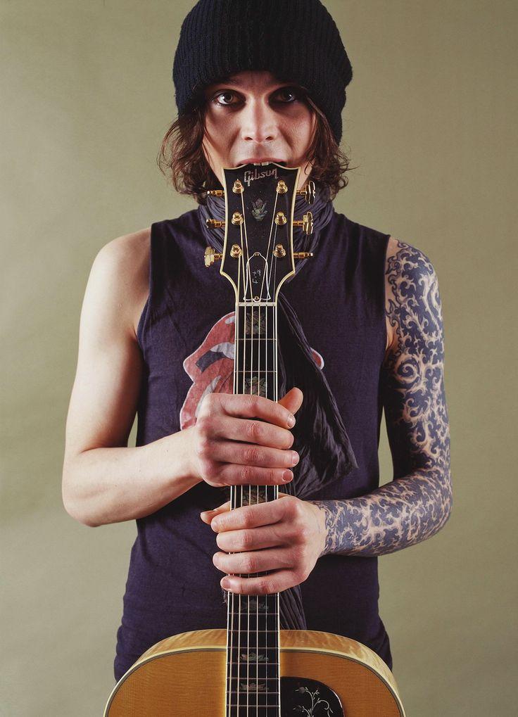 Ville Valo- lead singer of HIM