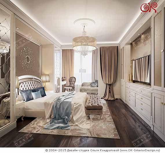 Дизайн спальни в стиле арт-деко. Новинка 2015  http://www.ok-interiordesign.ru/ph18_bedroom_interior_design.php