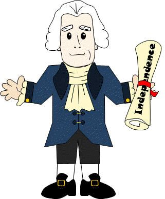 Thomas Jefferson craft for President's Day
