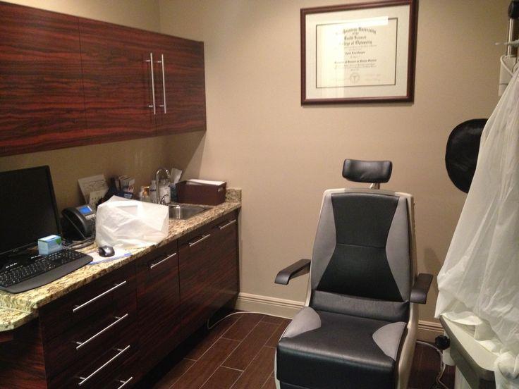 Dr J S Exam Room New Optometry Office Pinterest The