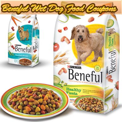 Wet dog food coupons