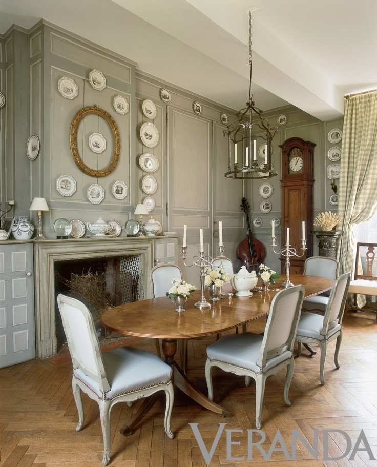40 Best Charles Spada Images On Pinterest  The Mansion French Amazing Decorating Dining Room Wall Decorating Inspiration