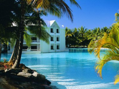 The Sheraton Mirage Hotel, Port Douglas, Queensland, Australia