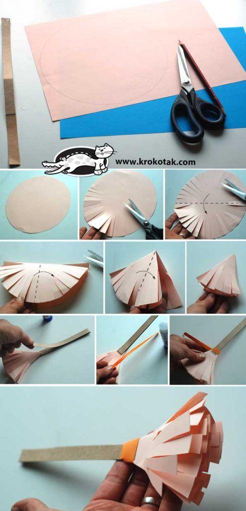 krokotak To sweep the leaves