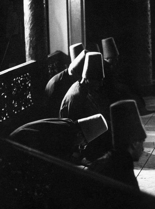 #Dervish  #Istanbul  #Ara Guler  #Magnum Photos  #Turkey