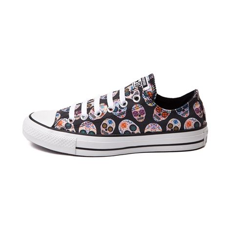 Converse Chuck Taylor All Star Sugar Skulls Sneaker | I ...