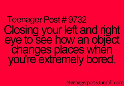 I do this all the time, hahaha :)