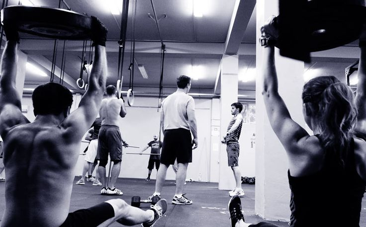 Crossfit în București-CrossFit BOX | Uzina | CrossFit Columna