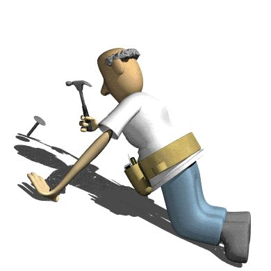 Carpenter builds life