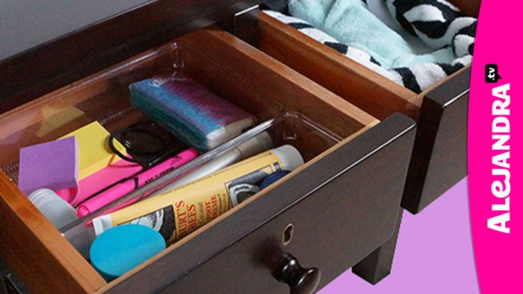 [VIDEO]: How to Organize Your Bedroom Nightstand / Bedside Table