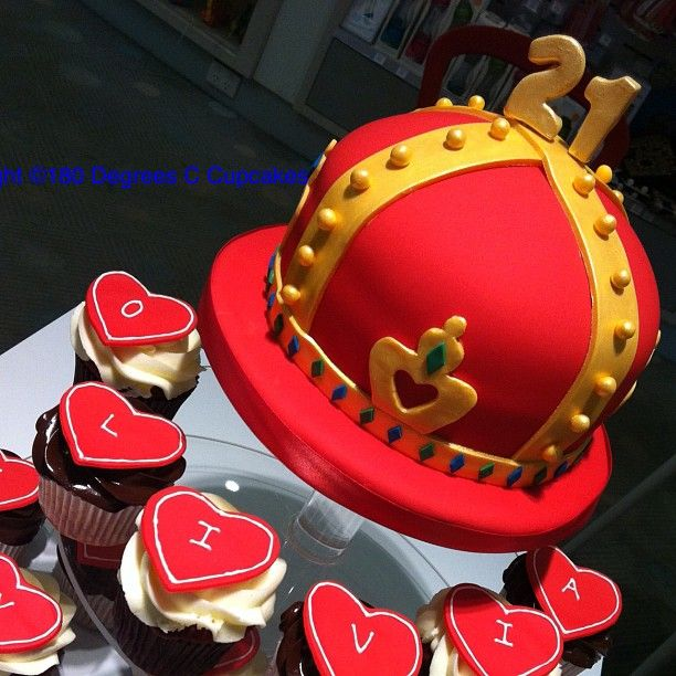 #21stcake #180degreesccupcakes #ivanhoe #melbourne #findusonfacebook #madebyhandfromscratch