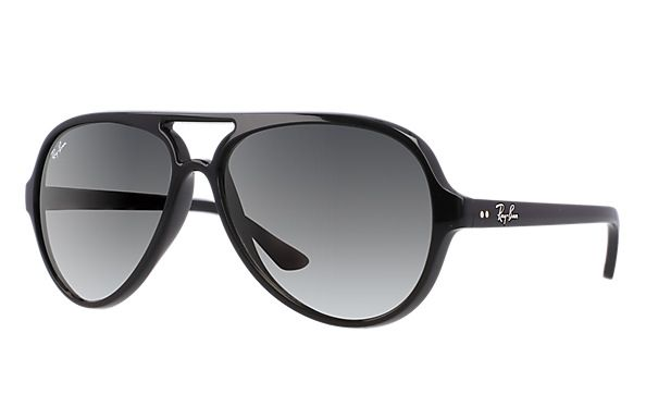 Ray-Ban 0RB4125  - CATS 5000 CLASSIC SUN | Official Ray-Ban Online Store