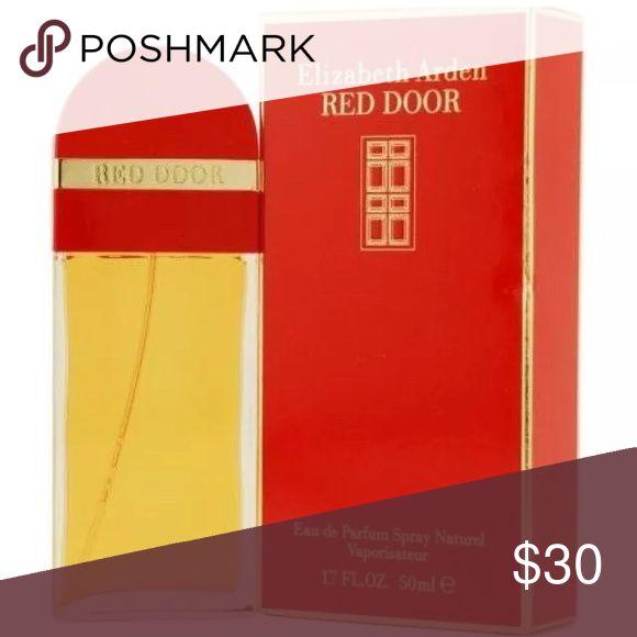 Elizabeth Arden red door perfume 1.7 fluid ounces ELIZABETH ARDEN RED DOOR PERFUME! 1.7 FL OZ! SMELLS DEVINE! (NO BOX) Elizabeth Arden Other