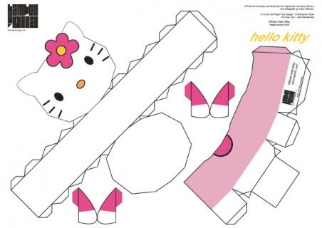 Blog_Paper_Toy_papertoy_Hello_Kitty_Bamboogila_template_preview