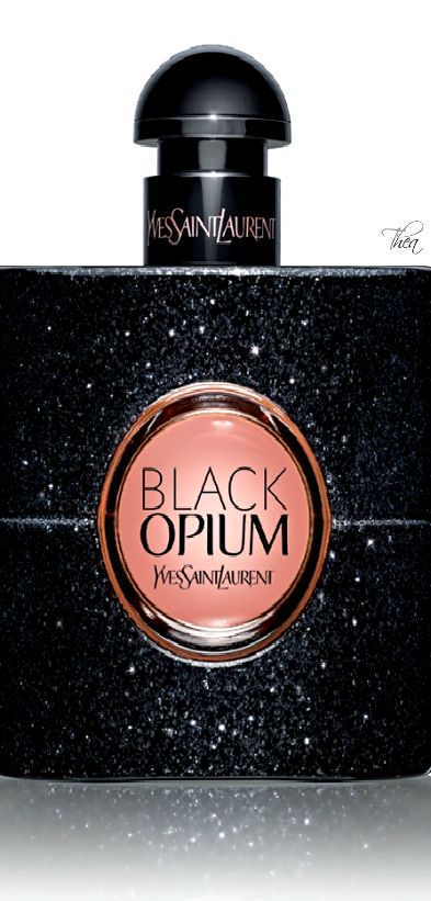 "Yves Saint Laurent ● ""Black Opium"" fragrance - Parfumerie et parapharmacie - Parfumeries - Yves Saint-Laurent"
