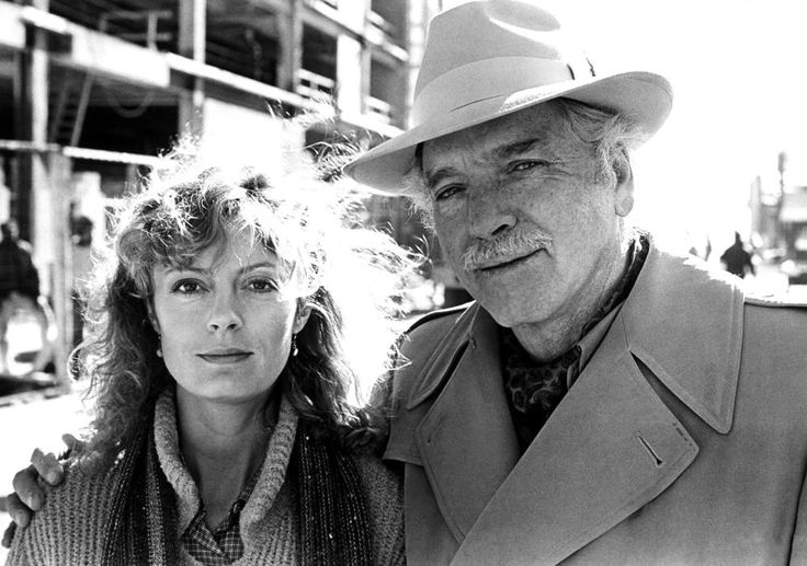 ATLANTIC CITY (1980) - Burt Lancaster & Susan Sarandon - Directed by Louis Malle - Paramount - Publicity Still.