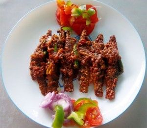 Yummy, Crunchy and spicy fish recipe for Bengali New Year.