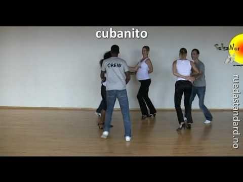 cubanito / cubanita (rueda de casino figure)