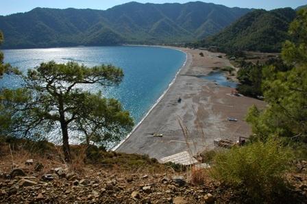 Adrasan Bay, Turkey