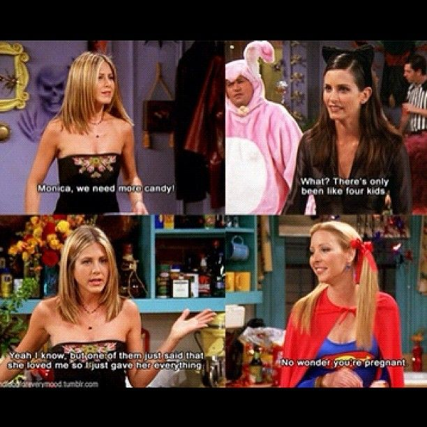 My favorite Phoebe line ever.