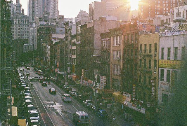 New York City / photo by Alejandro Melero Carrillo