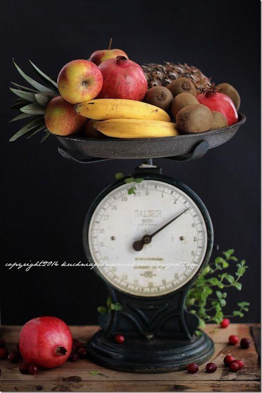 kuchnia pełna smaków: Kilka sposobów na koktajl owocowy bez cukru i mlek...