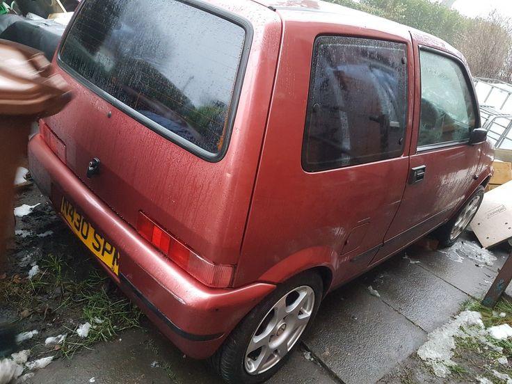 eBay: Fiat cinquecento spares or repairs #carparts #carrepair