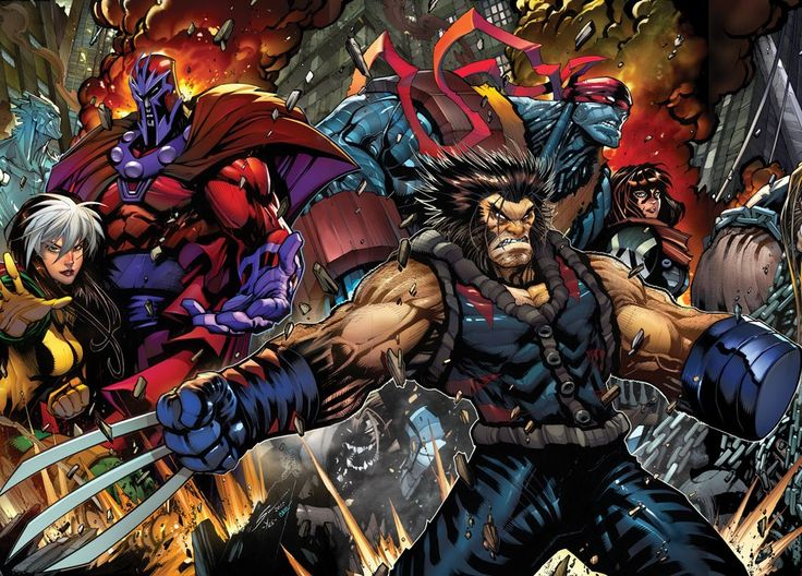 First Look! Xmen: Age of Apocalypse is back!! Amazing variant cover art by  Gerardo Sandoval (current Marvel comics)