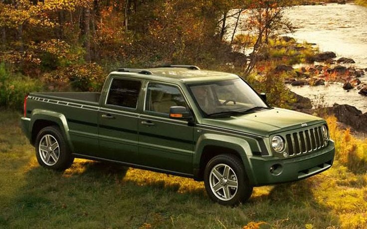 New 2015 Jeep Comanche