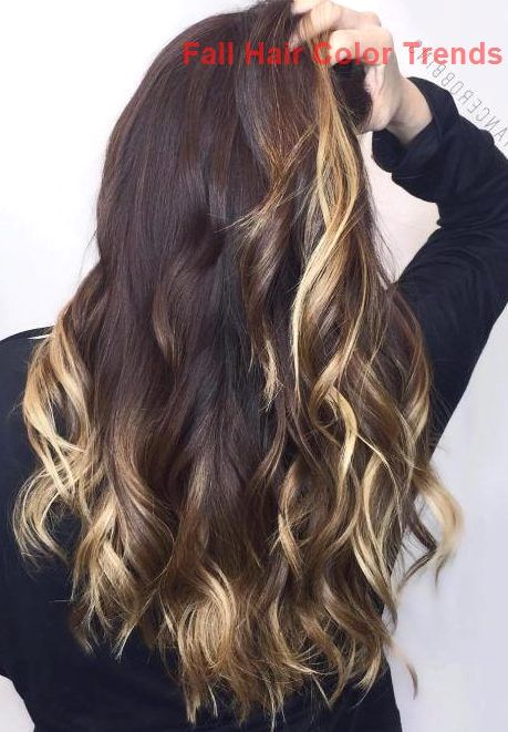 25 Two Tone Hair Color Ideas You Will Fall In Love…   – Trendy Hair Colors