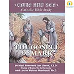 """Come and See: The Gospel of Mark DVD $99.95 USD  Now Available! Videos and DVDs to compliment the """"Come and See"""" Bible study series. These videos present material that expands upon the text and offers important background information. Each presentation contains artwork, maps, and photographs that are not available in the books. These images bring the commentary to life and increase the students' understanding and appreciation of the lesson."""