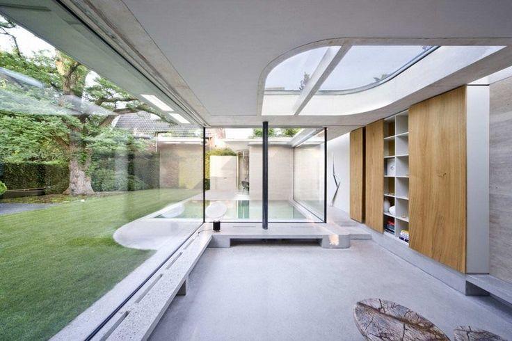 panoramique et intérieur moderne – top 10 des maisons sur falaise ...