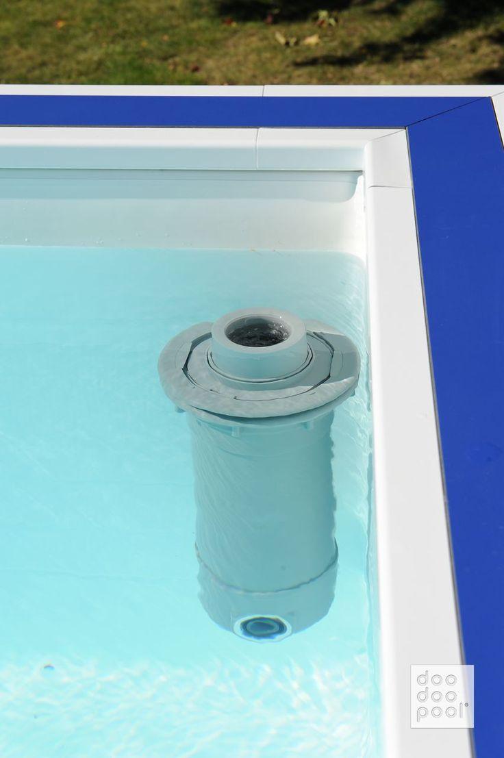 Les 25 meilleures id es de la cat gorie piscine lagon sur for Liner piscine diametre 3 50