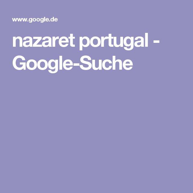 nazaret portugal - Google-Suche